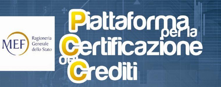 PCC – Cambia la Certificazione dei Crediti